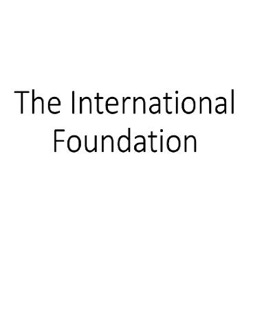 international foundation(2)